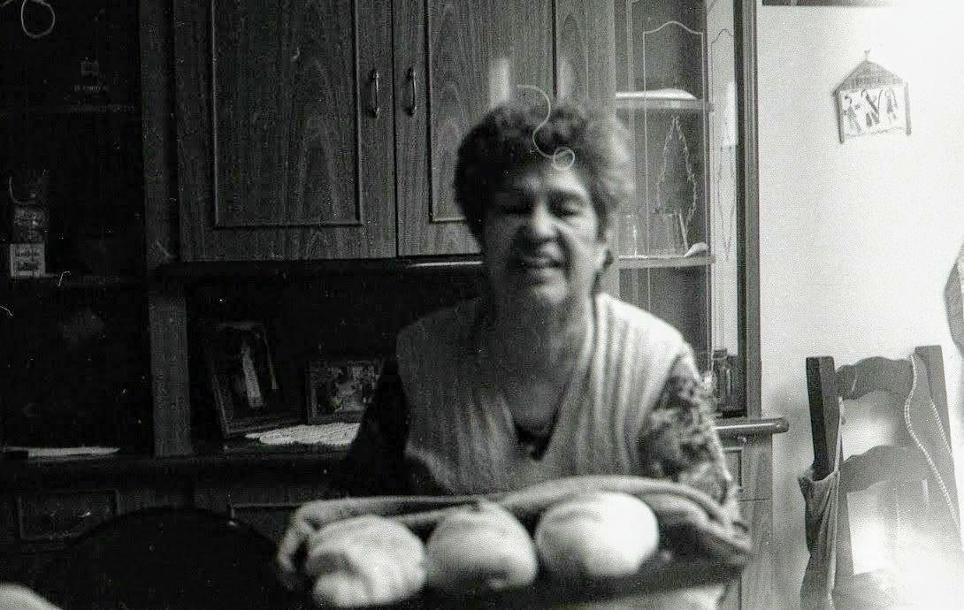 El aroma al pan recién horneado. FOTO: Carola Borquez