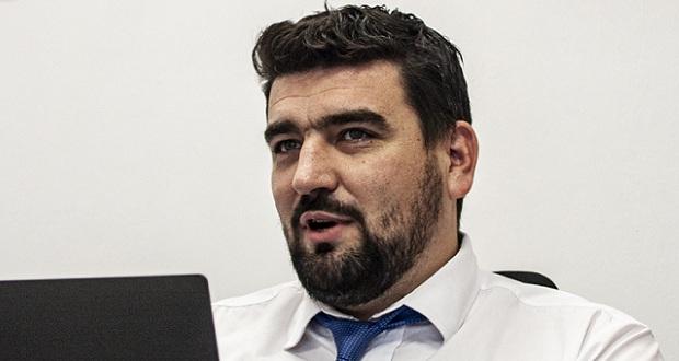 Tomás Buffa, concejal de Juntos por el Cambio