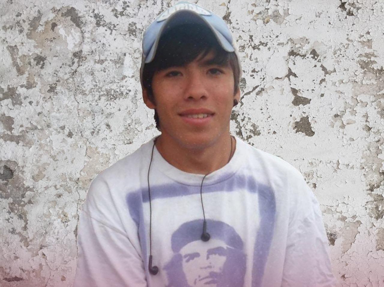 Facundo Astudillo Castro.