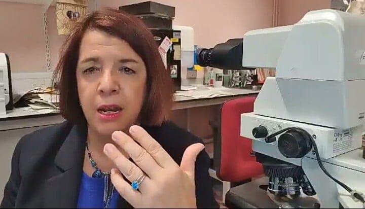 Prof. Dra. Marta Cohen