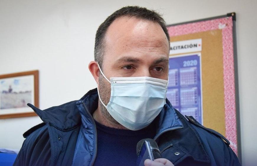 Javier Lerena, director médico asociado del HRRG.