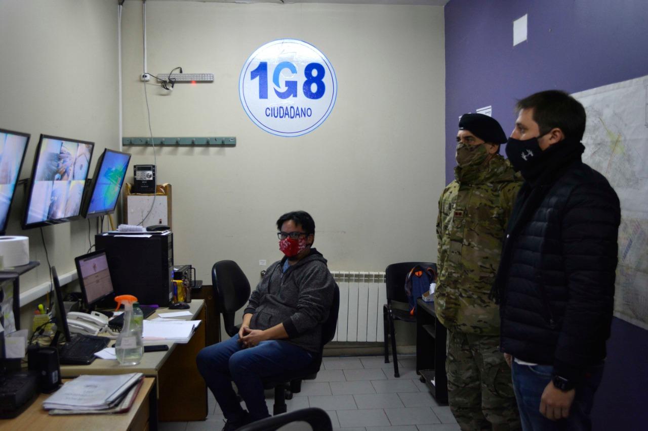Este martes se puso en funcionamiento el observatorio municipal de la pandemia