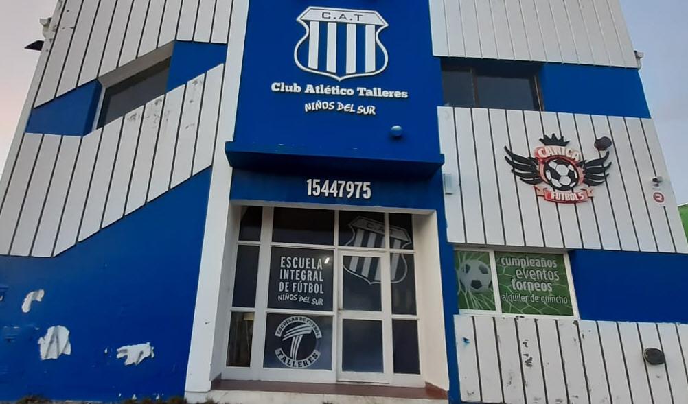 Sede de Talleres de Río Gallegos.