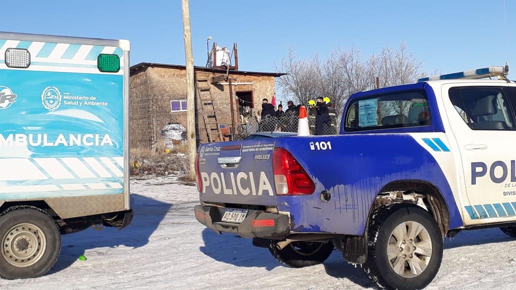 Dos niños fueron trasladados al hospital tras inhalar monóxido de carbono
