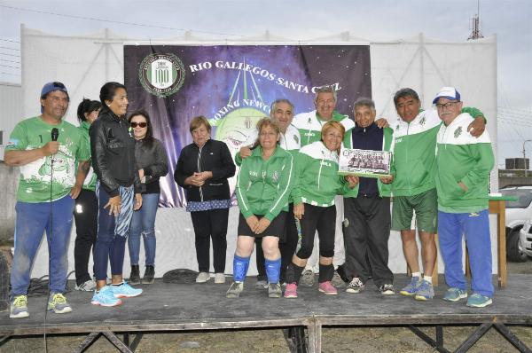 Premiación en el Torneo 'Juanito Soto'. FOTO: ARCHIVO LOA