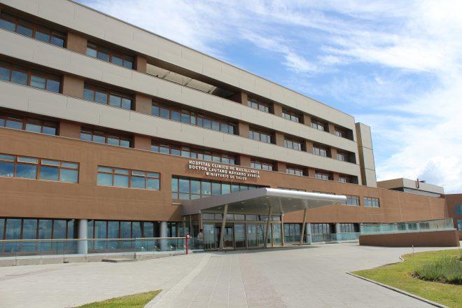Hospital Magallanes, en Punta Arenas