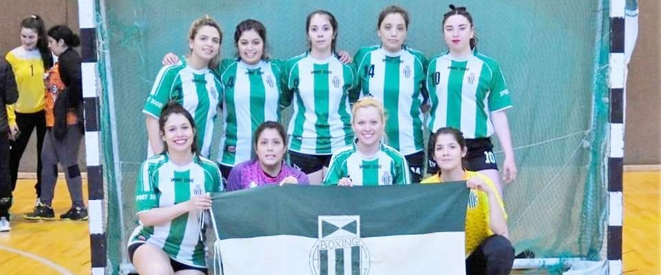 Siete años después, el Handball Femenino sigue vigente en el Albiverde.