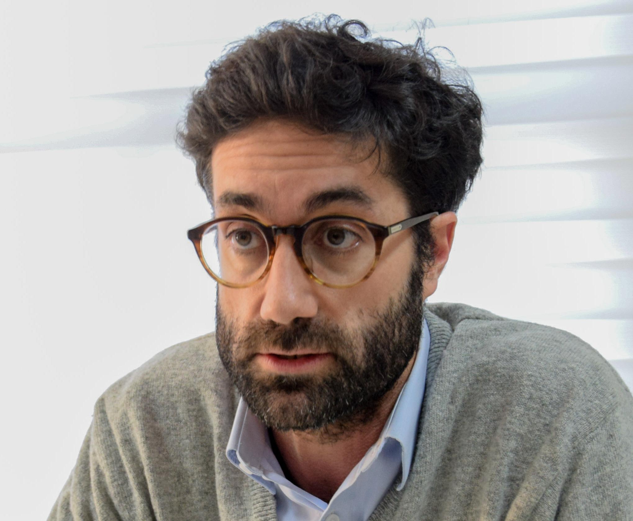 Nicolás Michudis, ahora extitular de SPSE.