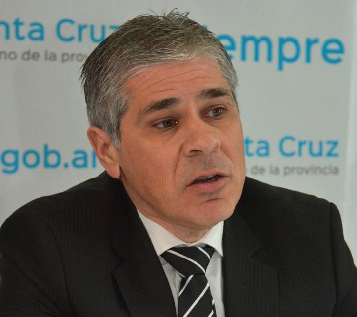 Diputado Pablo González.