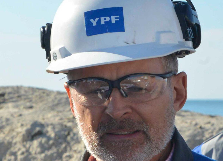 Alejandro Eloff es el flamante gerente de la Regional Sur de YPF.