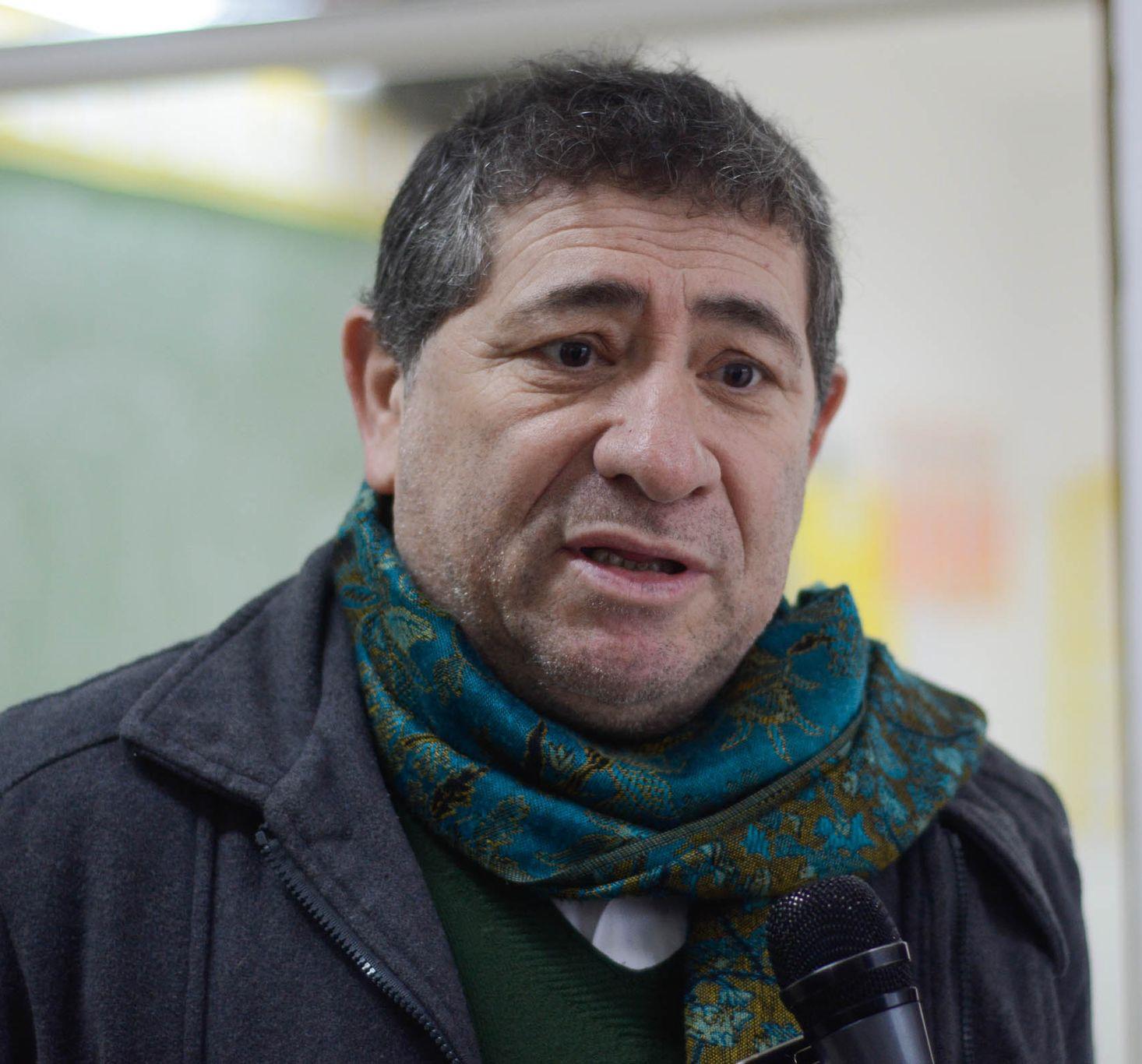 Ismael Enrique: vicepresidente del CPE.