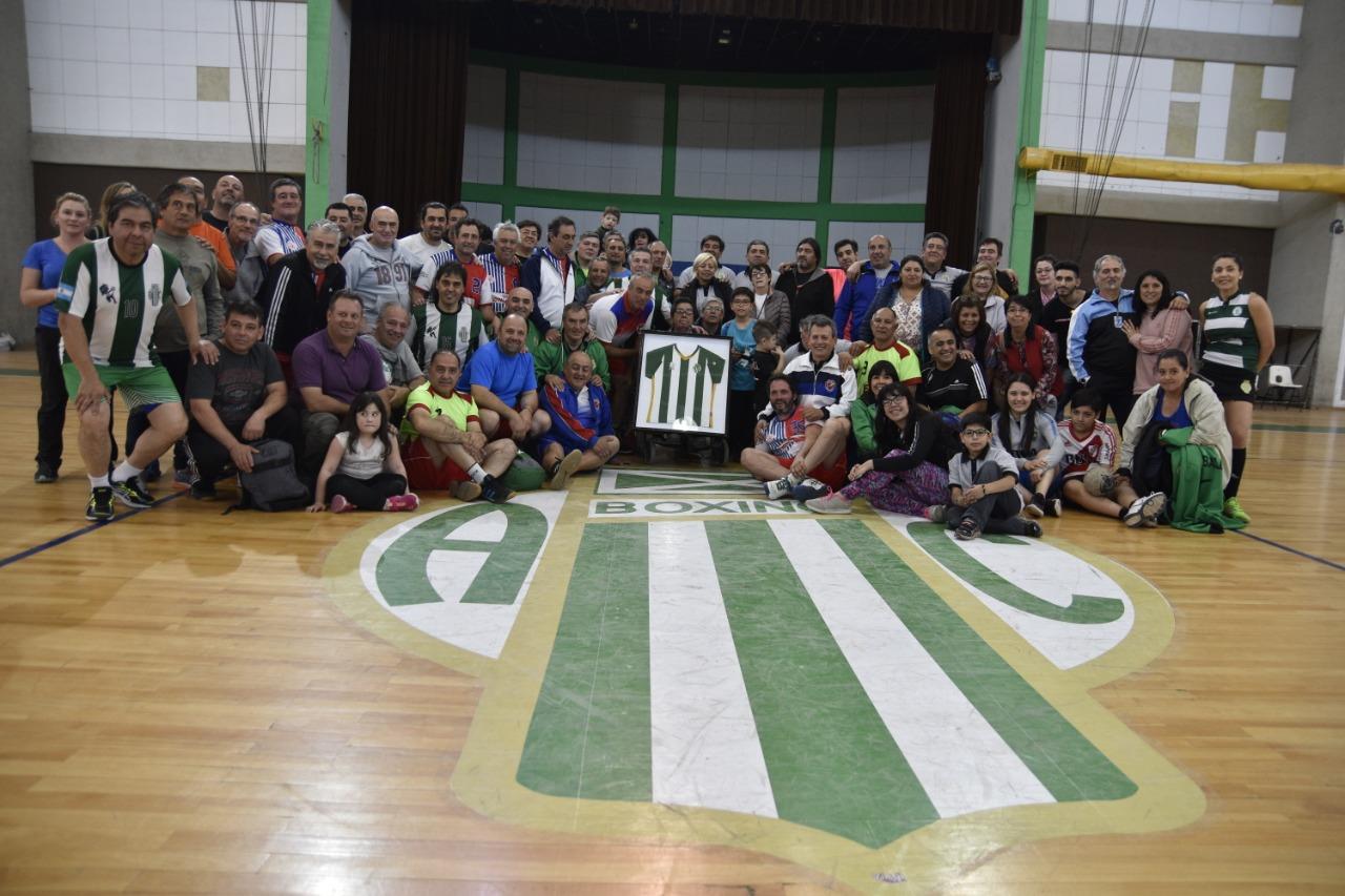 Lo mejor del Maxi Handball de la Argentina en el Encuentro 'Mamá Tita' realizado en 2018.