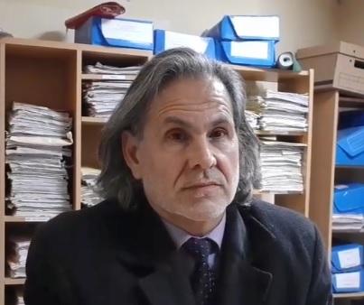 Carlos Narvarte, juez de la causa.