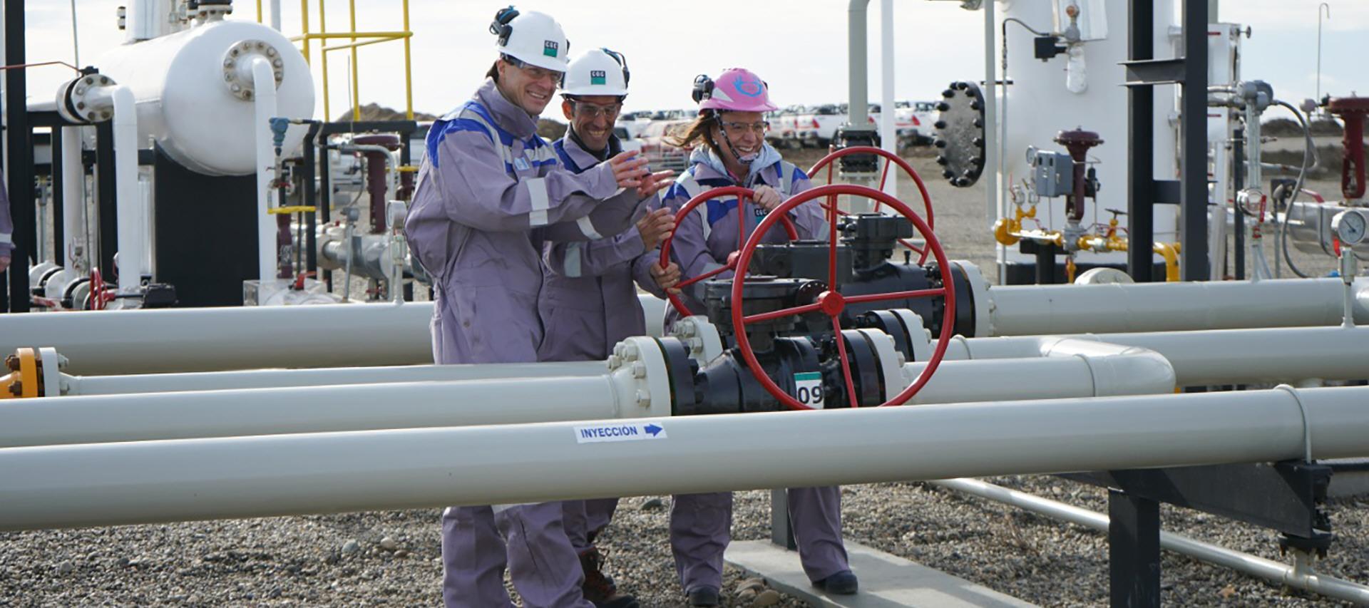 CGC ya habilitó su planta de almacenaje subterráneo de gas en Santa Cruz. El Plan Gas 4 favorece este tipo de proyectos.