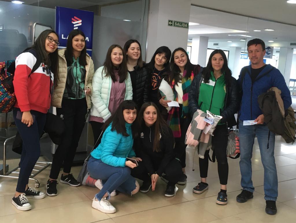 Viaje a Ushuaia en 2019.