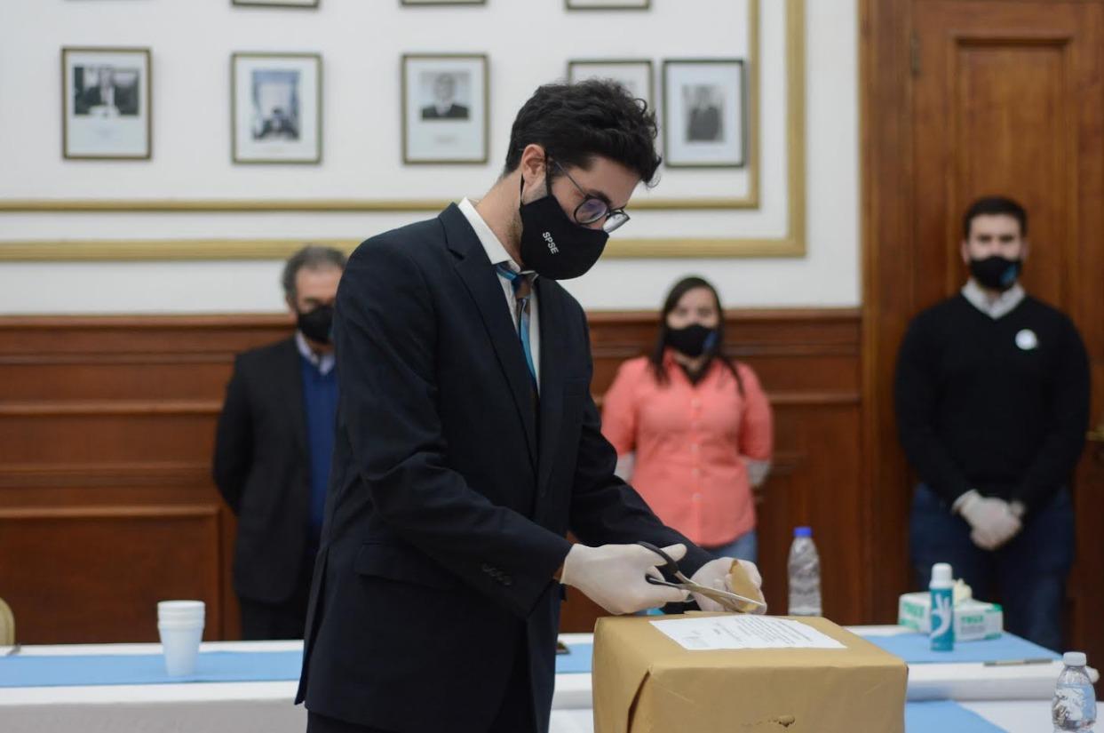 Nicolás Michudis, titular de Servicios Públicos S.E.