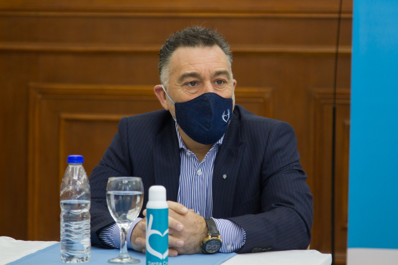 Jefe de Gabinete, Leonardo Álvarez