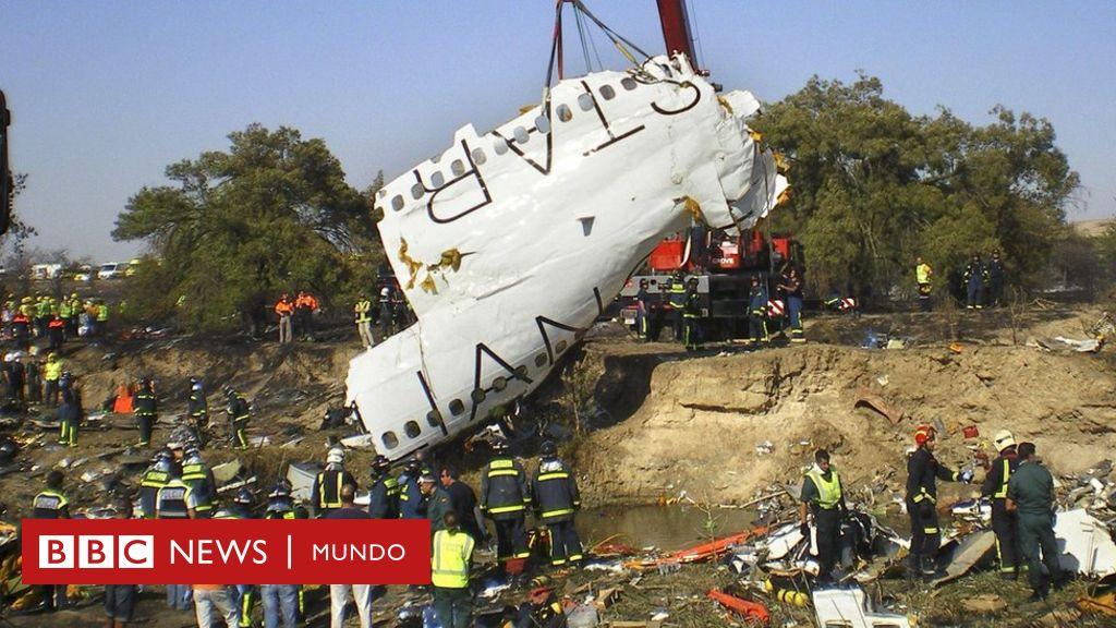 El vuelo JK5022 de Spanair, que cubría la ruta Madrid-Gran Canaria.