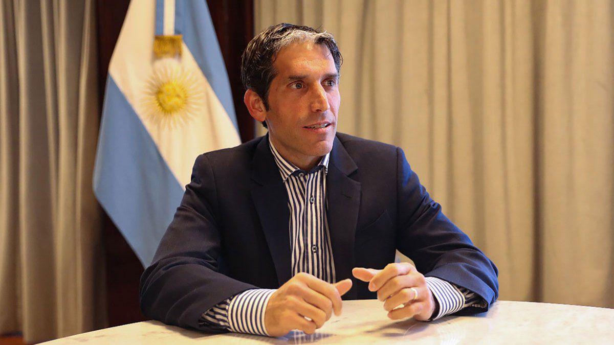 Juan José Carbajales, secretario de Hidrocarburos de la Nación.