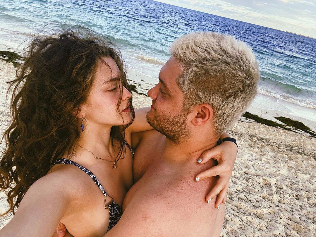 Toto Kirzner y Minerva Casero se separaron y dieron por terminada la relación de un año y diez meses juntos.