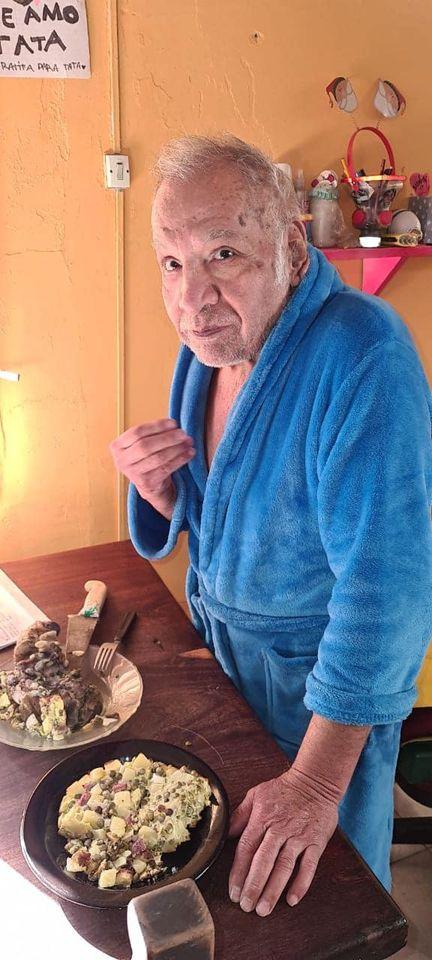 Antonio tenía 81 años y se convirtió en la víctima 58 por coronavirus.