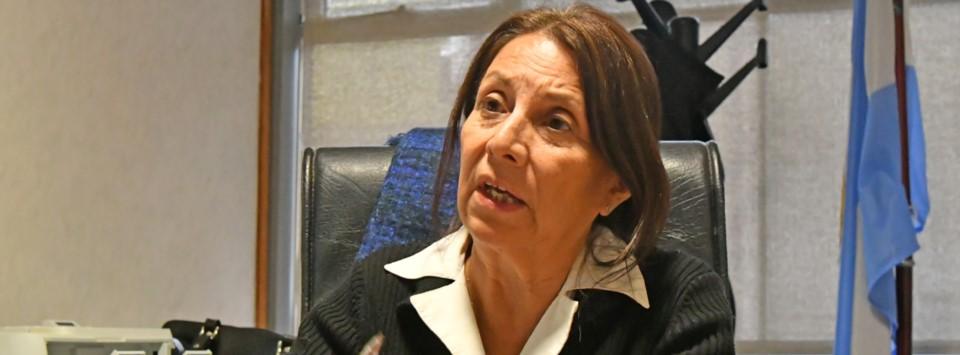 Sara Gianardo, vocal por los pasivos