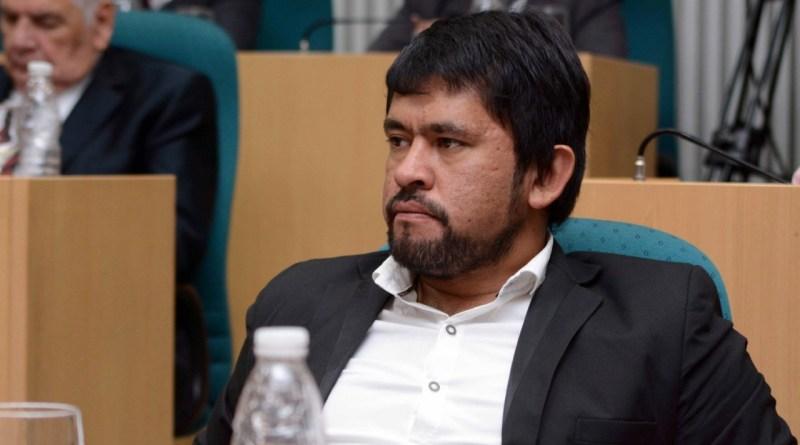 Cesar Ormeño, diputado por Pueblo de Los Antiguos.