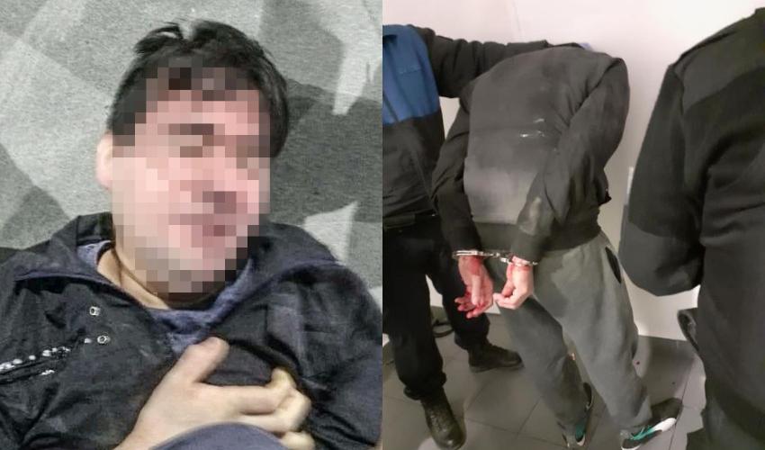 El detenido fue identificado como Gustavo Romero, de 33 años