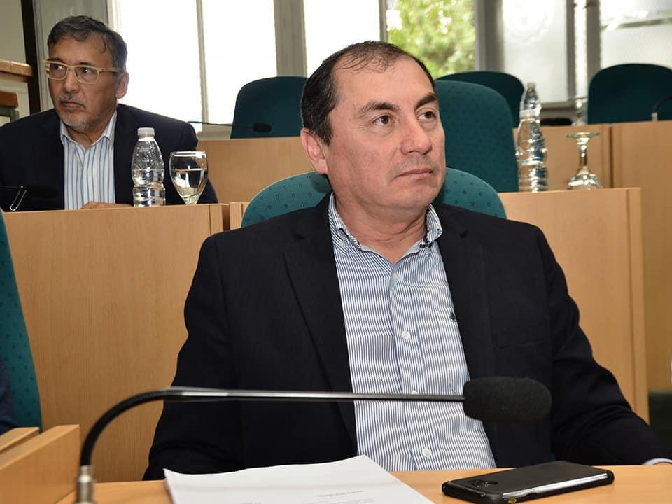 Evaristo Ruiz, diputados provincial.