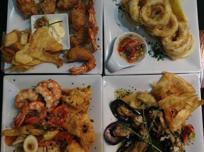 La gastronomía completa los atractivos en Puerto Deseado.