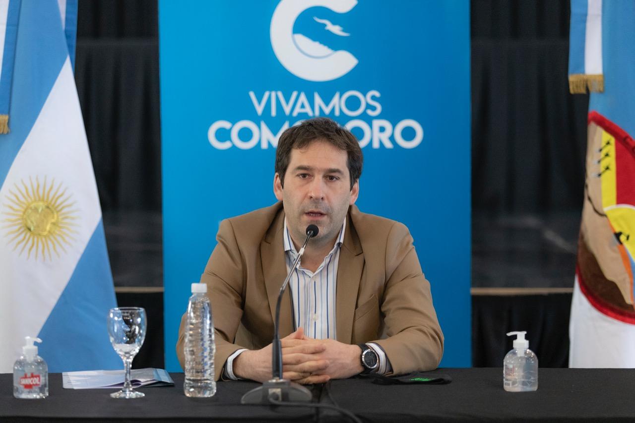 Intendente Juan Pablo Luque
