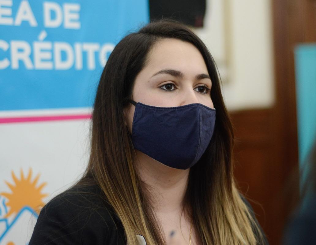 Belén García, presidenta de Distrigas.