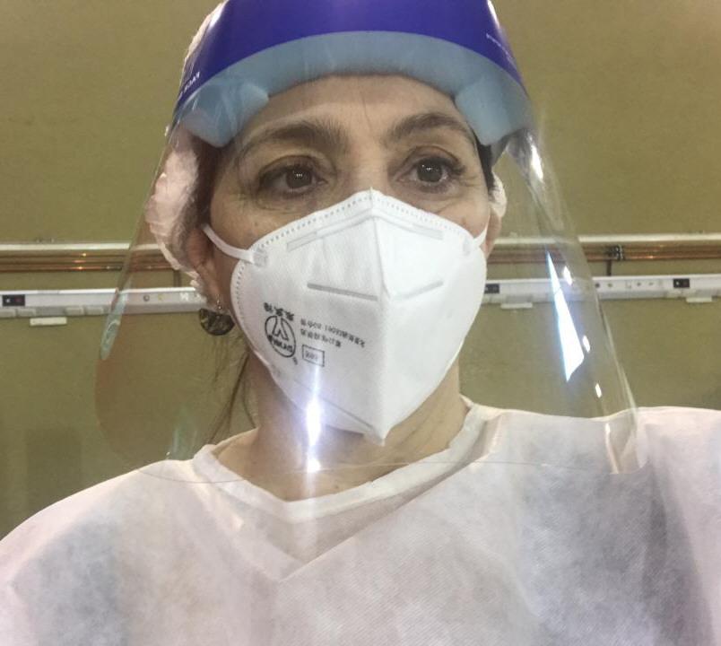 Verónica De Cristófaro, directora de Administración del SAMIC.