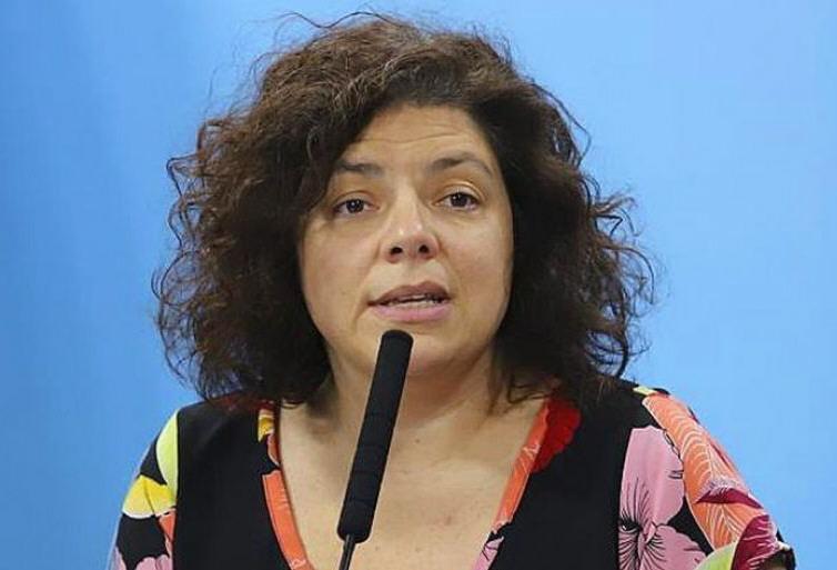 Carla Vizzotti, viceministra de Salud de la Nación
