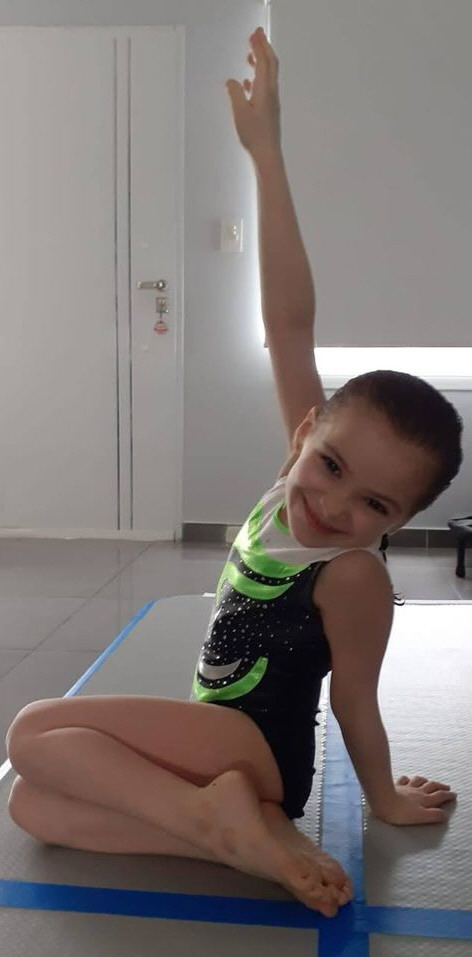 Fátima Astiz: 6 años. 9°. FOTO: PRENSA ABC.
