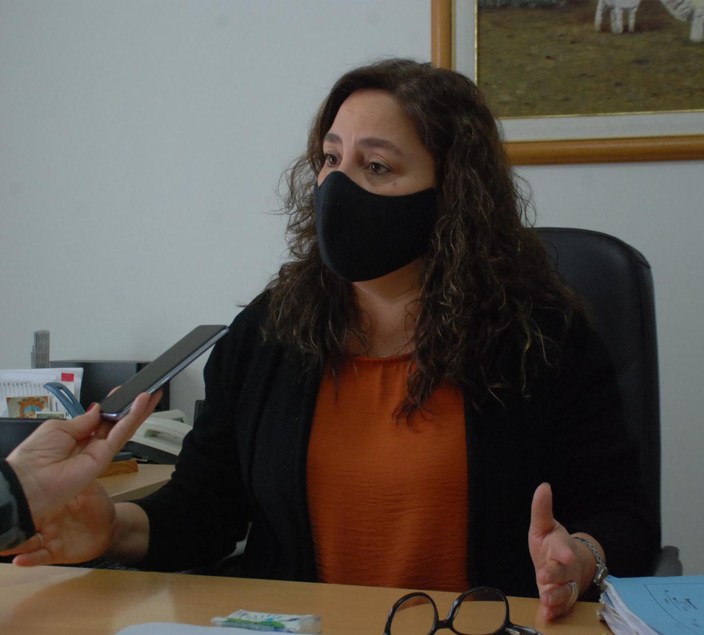 En exclusiva, la jueza habló con LU12 AM680. FOTO: JOSÉ SILVA