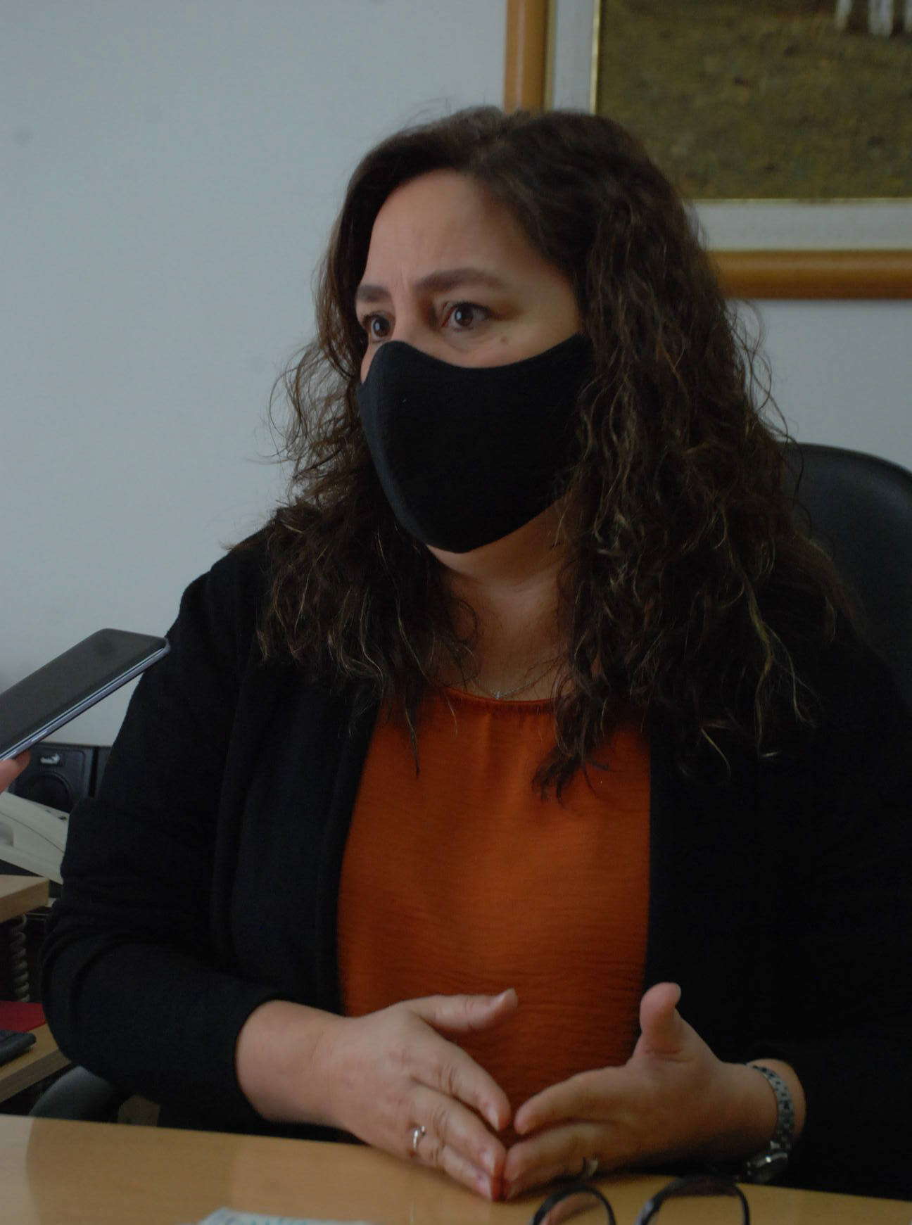 La jueza Valeria López Lestón