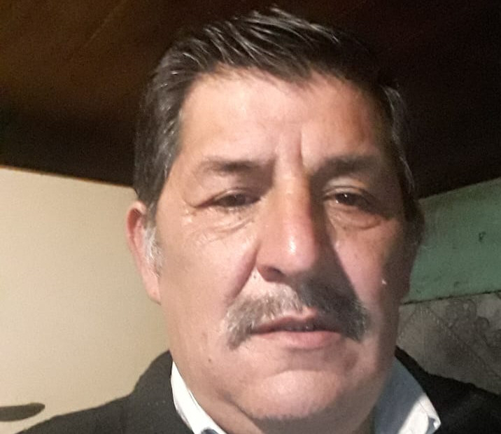 Nicolás Villagra, delegado de la Liga Sur de El Calafate.
