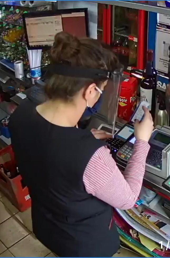 El empleador pudo detectar la maniobra a través de las cámaras de seguridad
