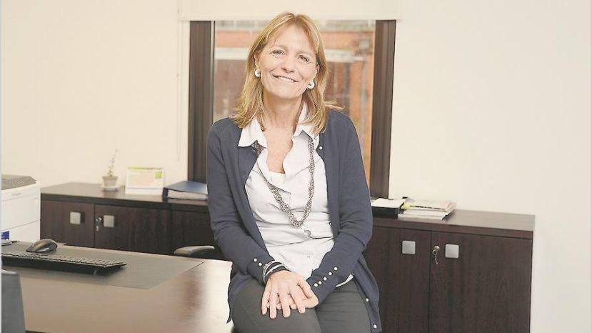 La titular de la Asociación de Distribuidores de Gas, María Tettamanti.