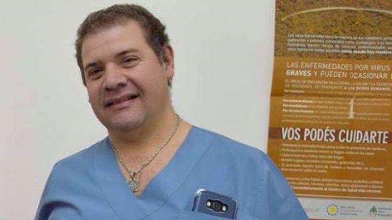 El infectólogo Marcelo Casaro tenía 49 años