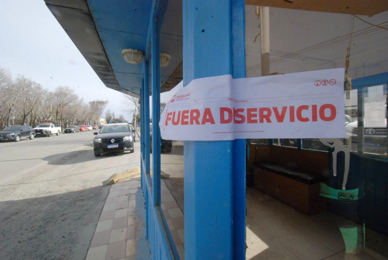 Clausurado. FOTO: José Silva