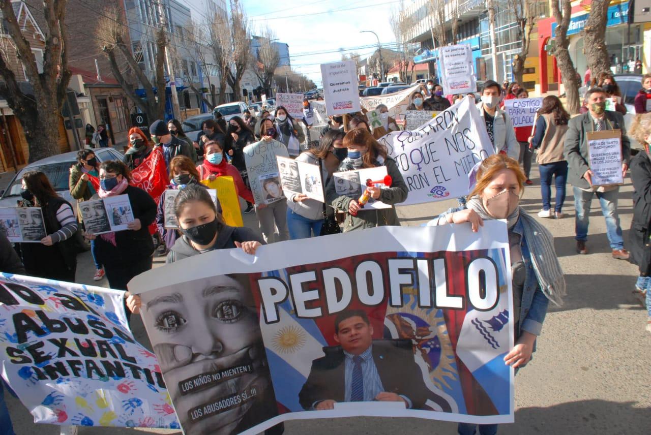 Multitudinaria marcha para pedir Justicia. FOTO: JOSÉ SILVA
