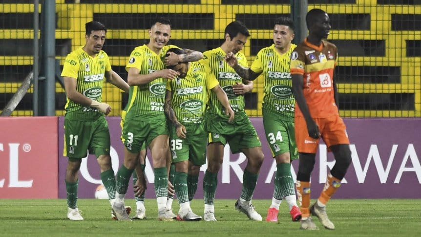 Fecha 3: Defensa venció a Delfín por 3-0