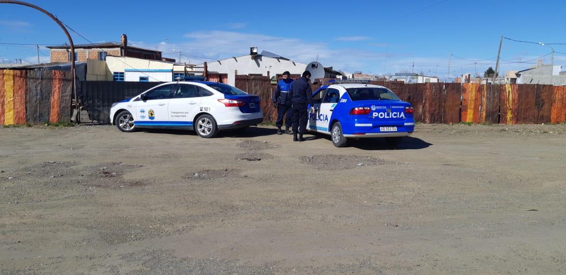 Además de la Comisaría Cuarta, trabajan sus pares de la Séptima. (Foto: José Silva)