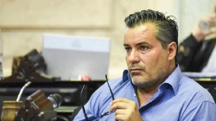 El diputado del escándalo: Juan Emilio Ameri.