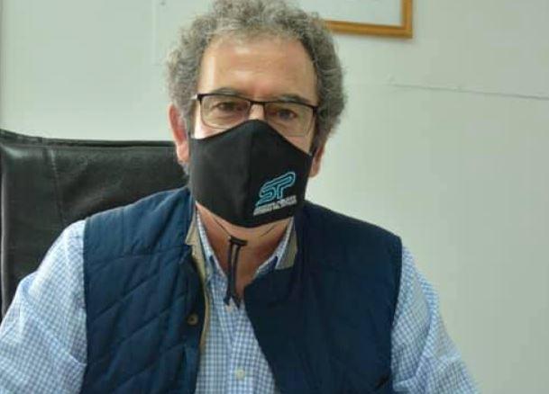 Nelson Gleadell, presidente de Servicios Públicos Sociedad del Estado. FOTO: ARCHIVO