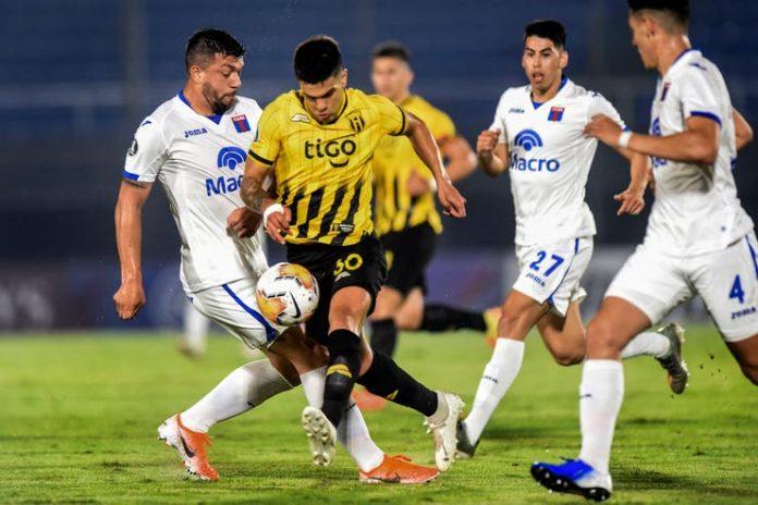 Fecha 3: Tigre perdió 4-1 ante Guaraní.