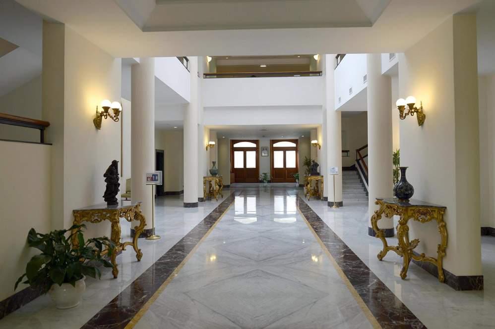 Así es la residencia Santa Marta por dentro.