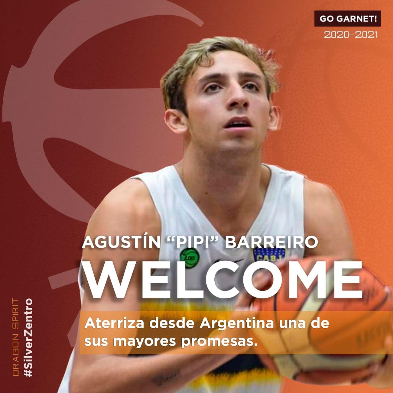Así fue presentado por Zentro Basket Madrid.